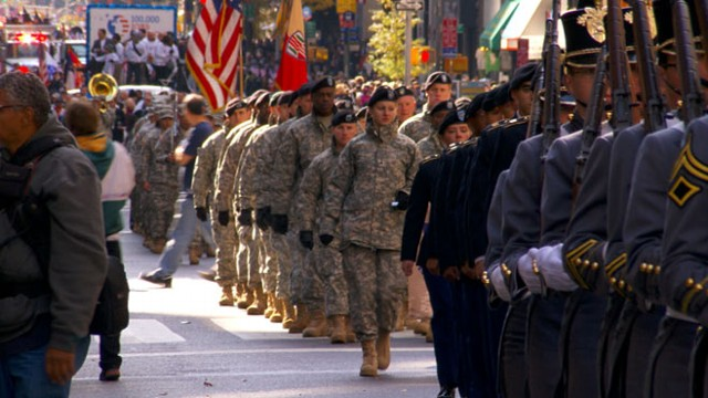 Many American veterans are unemployed